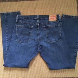 Levi's 514 red tag Straight fit 36 x 32 Jeans